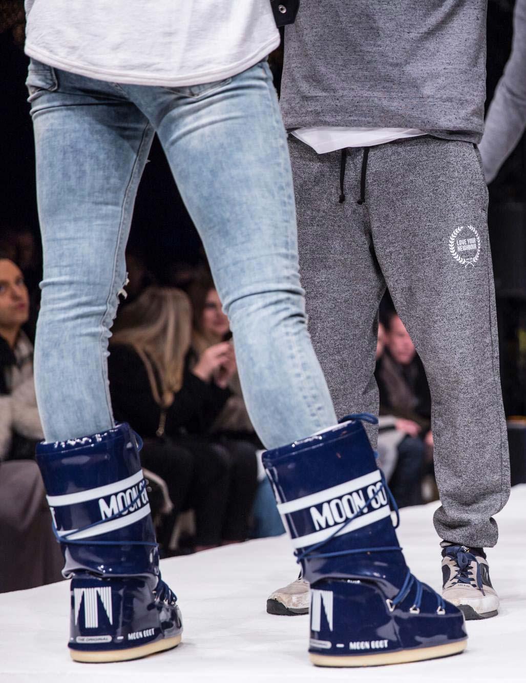 Fashion Show Zermatt