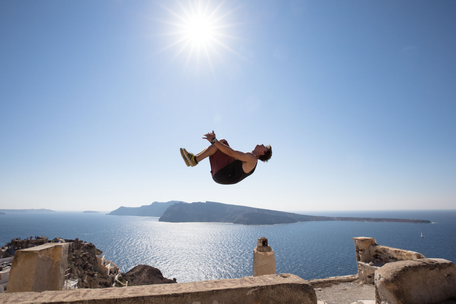 Santorini Art of Miotion